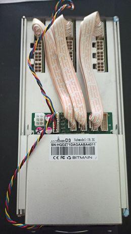 Bitmain Antminer D3 19.3Gh/s