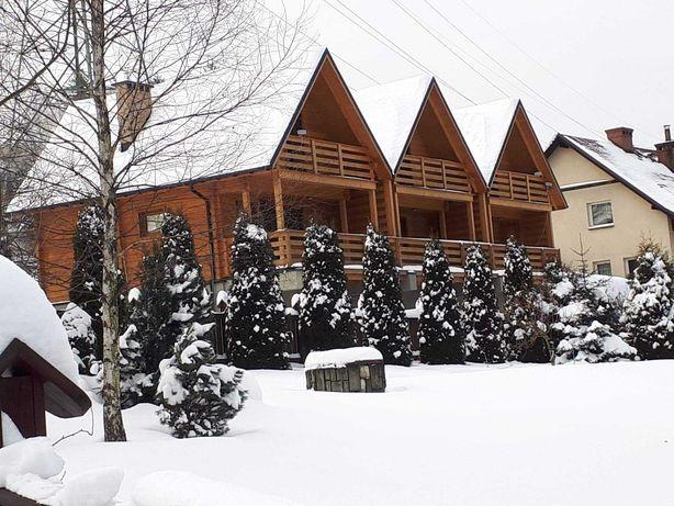 Domek w górach Wisła