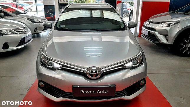 Toyota Auris REZERWACJA 1.6 Premium + Park + Safety Salon Toyota