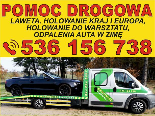 Laweta-Transport -Autolaweta Najniższa cena