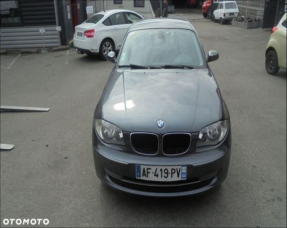 BMW Seria 3 e87 120D 2.0d skóra bavi opłacony po kolizji w tył