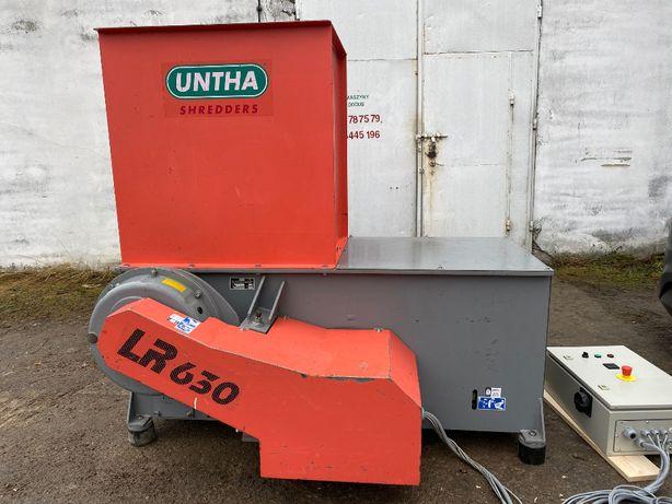 Rębak rozdrabniacz kruszarka UNTHA LR 630
