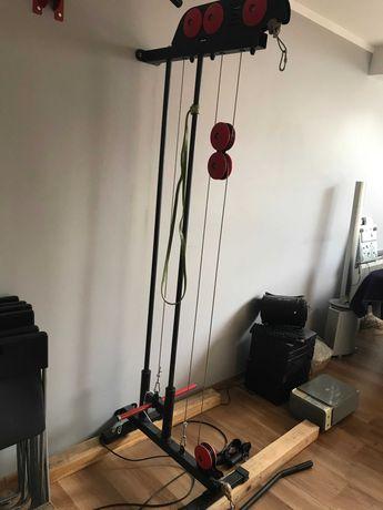 Wyciąg dolny górny do ściany Marbo sport siłownia domowa