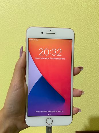 iPhone 7 Plus 128 GB como novo