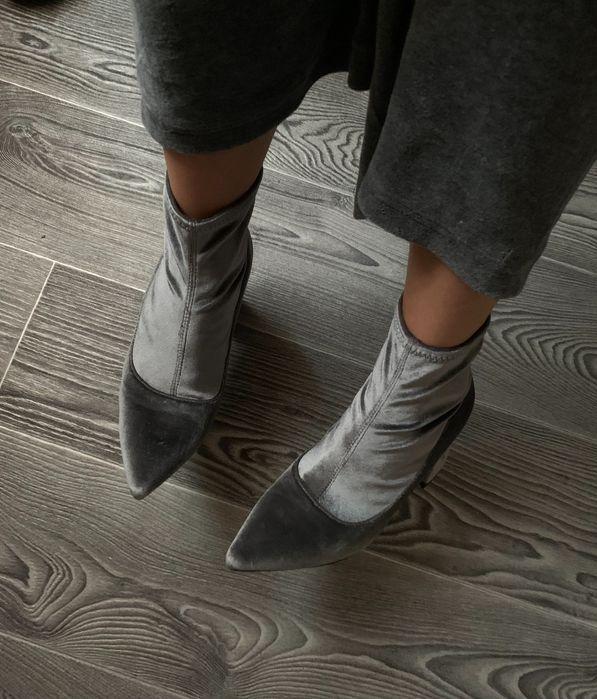 Ботинки чулки Reserved Вышгород - изображение 1