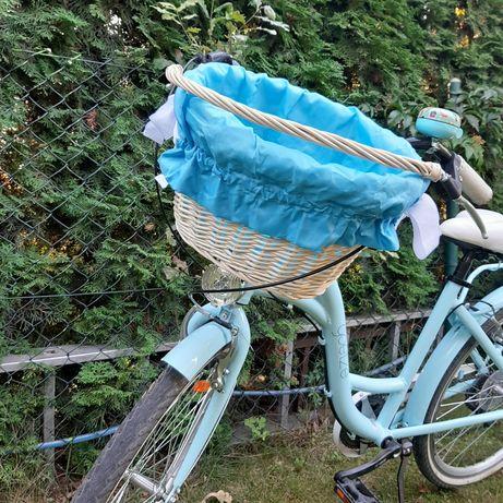 Koszyk rowerowy wilkinowy