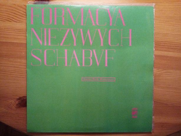 Formacja Nieżywych Schabuf - Winyl