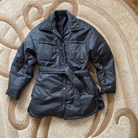 Куртка рубашка, куртка сорочка нова с-м осінь весна