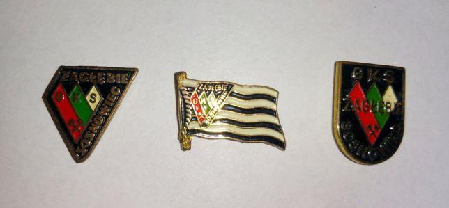 Zagłębie Sosnowiec - odznaki
