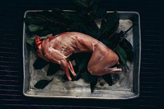 Mięso królicze tuszka