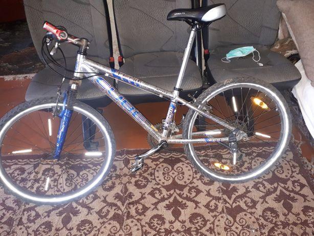 Велосипед Cube из Германии
