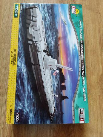 Cobi 4860 Amerykański okręt Gato Class Submarine-USS Wahoo SS-238