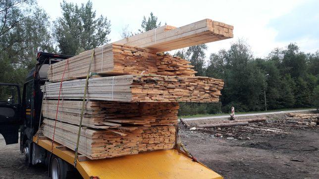 Deski szalunkowe Więzba dachowa