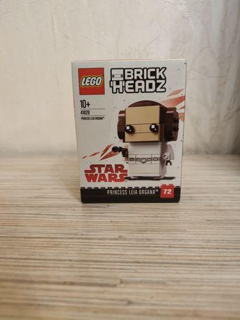 Lego Star Wars Brickheadz Leia Organa