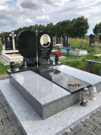 Пам'ятники з граніту та крошки