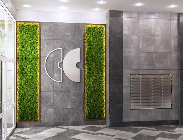 Двокімнатна квартира з лоджією, 60,87 м2 в ЖК «Синергія Сіті»!