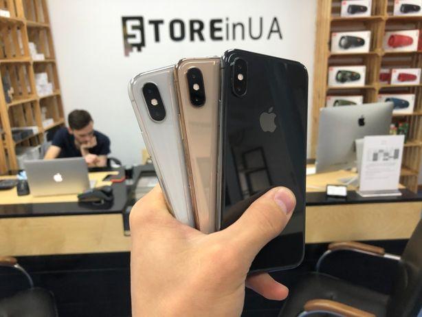 iPhone Xs 64Gb Space gray/Gold 256Gb - Silver. Айфон Xs черный/золото