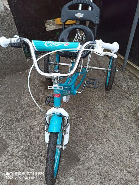 Детский велосипед Велодоктор