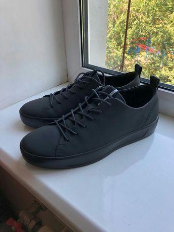ессо полуботинки туфли кожаные