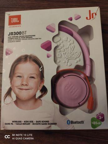 Słuchawki dziecięce JBL JR300BT