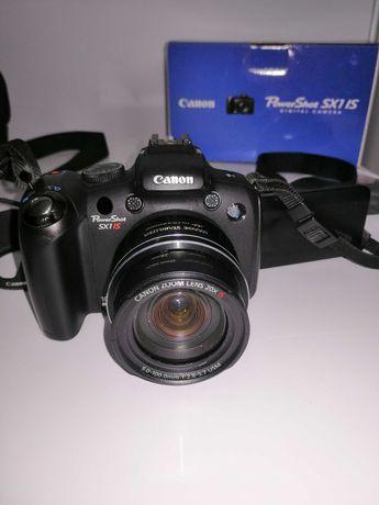 Canon SX1 IS power shot aparat fotograficzny