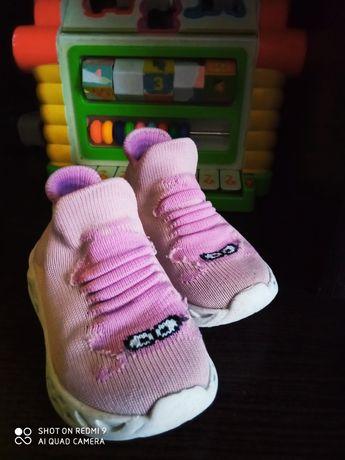 Кросівки для дівчинки 21 розмір