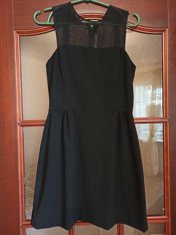 Чёрное платье Calliope