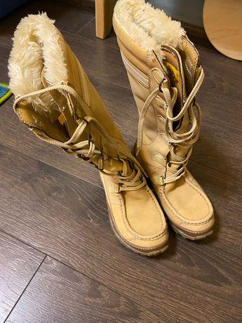 Сапоги ботинки CAT Caterpillar Timberland Ecco Geox