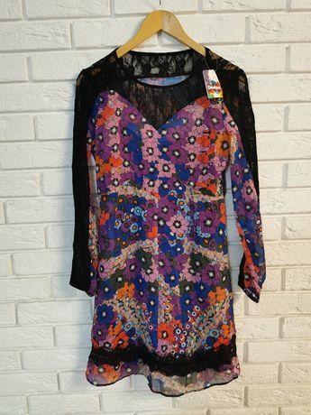 Nowa sukienka desigual 36 S