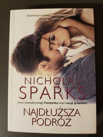 Nicholas Sparks książka