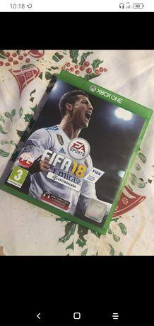 Gra FIFA 18 na XBOX