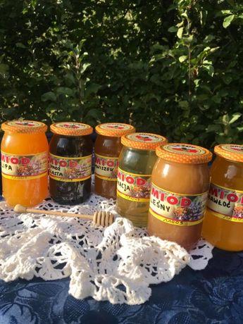100% Naturalny miód miody pyłek pszczeli z własnej pasieki z dostawą