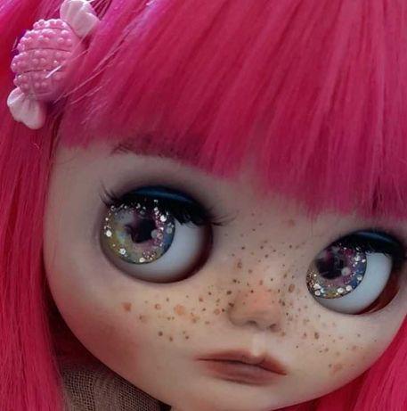 Куколка Blythe Сонька Карамелька