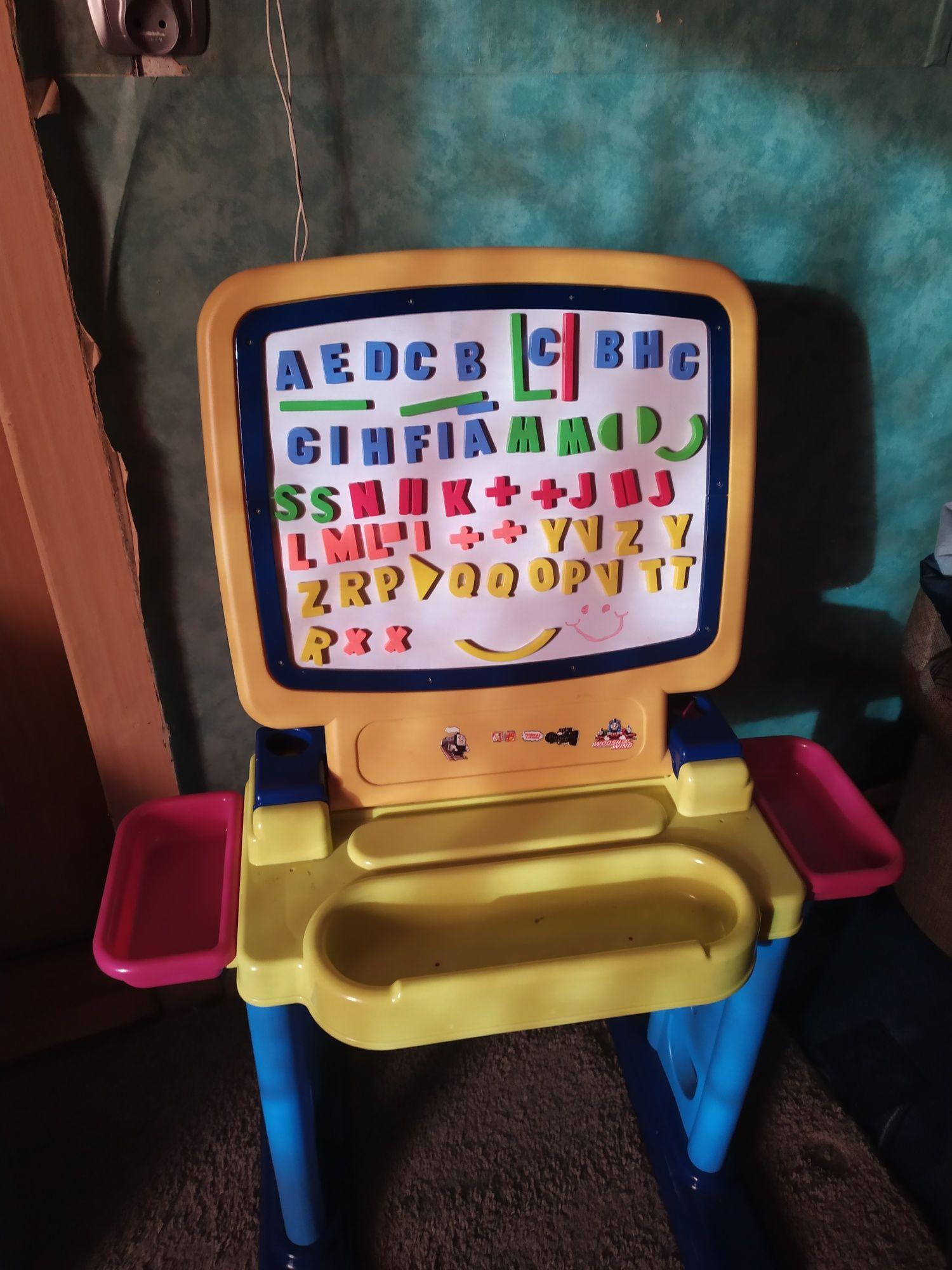 Tablica magnetyczna +litery i cyfry