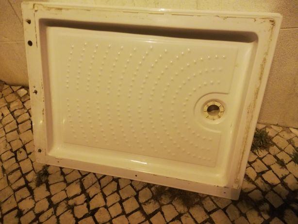Vendo Base duche Poliban em fibra 100*76 / Lavatório marca ROCA
