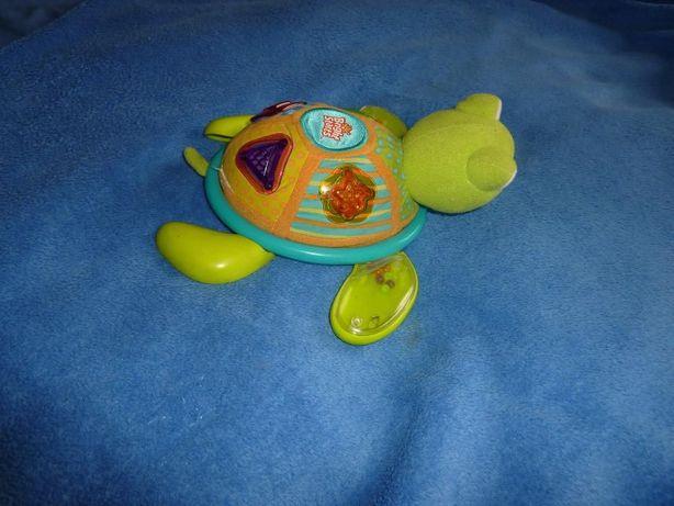 Игрушка. Bright starts .Музыкальная черепаха США