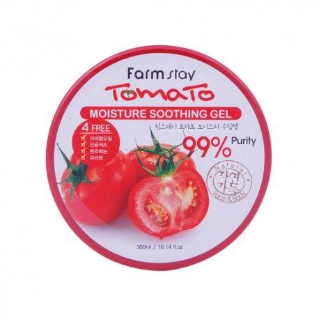 Гель увлажняющий Farm Stay с экстрактом томата 300 мл