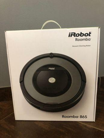 Odkurzacz automatyczny iRobot Roomba 865 Poznań Długa 14