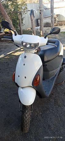 Чистокровный Японец Suzuki fuel injection.