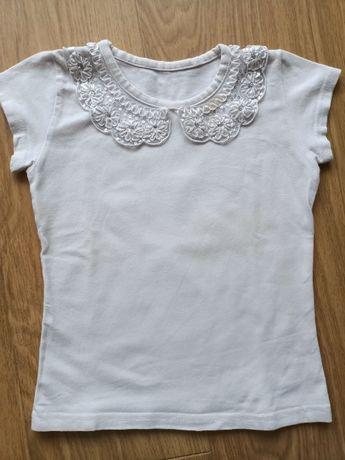 2 szt. - Bluzka i t-shirt dziewczęca