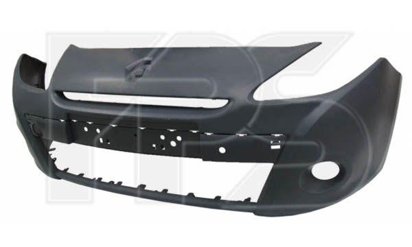 Renault clio бампер крыло капот решетка