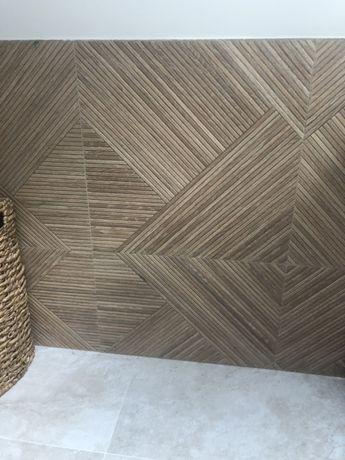 Płytki imitujące drewno STARWOOD Eden Tanzania nut  Tanzania
