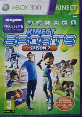 Gry Kinect Sports/ Kinect sports 2 Xbox 360
