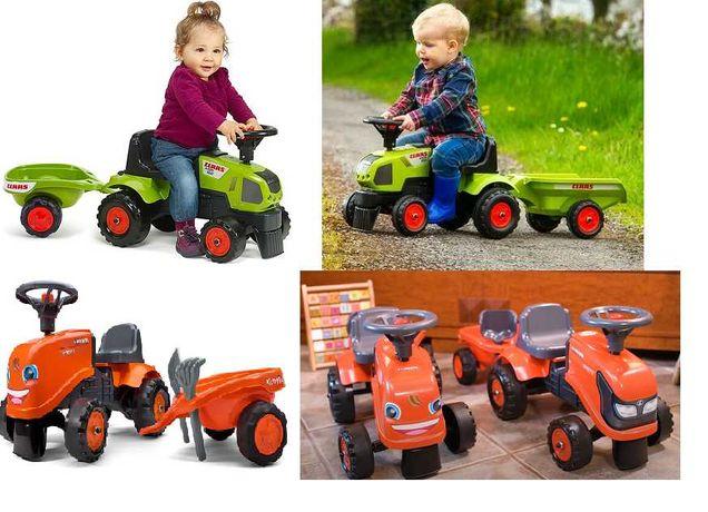 Трактор каталка, машинка каталка, детский трактор Falk