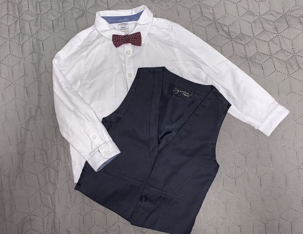 Рубашка LC Waikiki 2-3 года, 92-98 см.