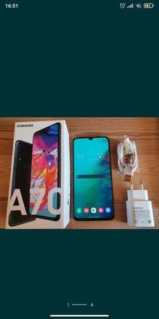 Samsung a70 como novo