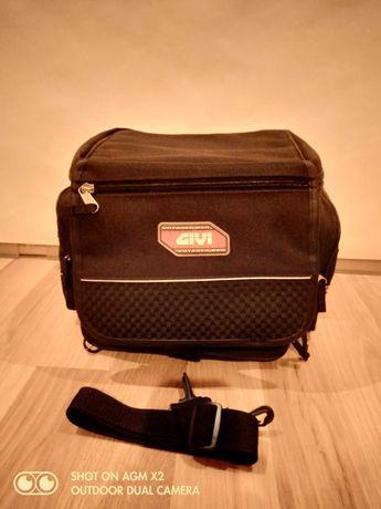 Мото багажник сумка корд Givi Voyager