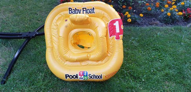 Dmuchane Koło Fotelik Do Pływania Intex dla niemowląt