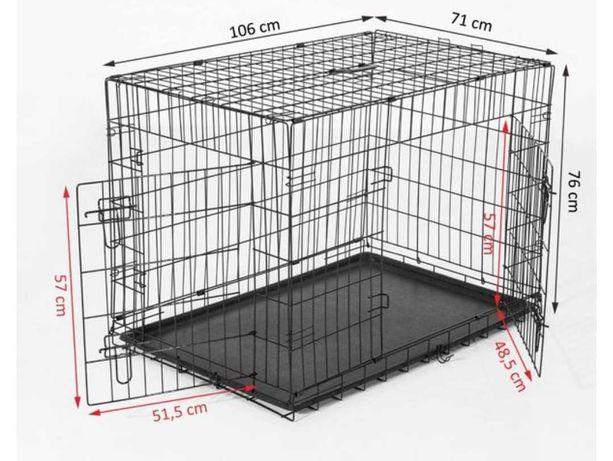 Vendo gaiola de transporte para cão porte grande