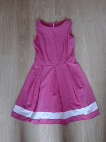 Sukienka r. 36 dziewczęca